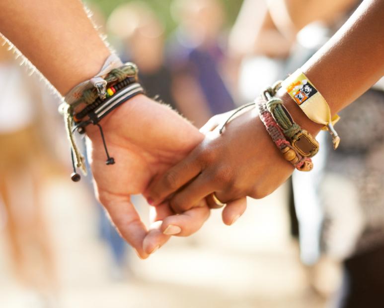 Cross-cultural friendship